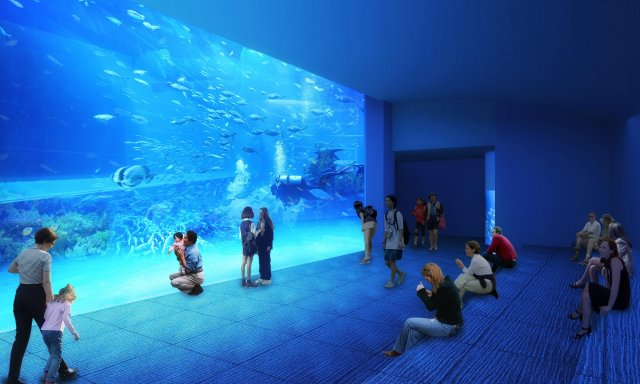 "Breathe in nature at our ""Kochi Prefectural Ashizuri Aquarium"" opening on July 18th 2020!"