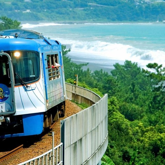 7-Day Shikoku Trip by Train via Osaka
