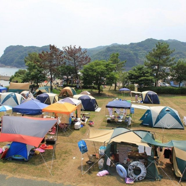 Shirahama Camping Ground