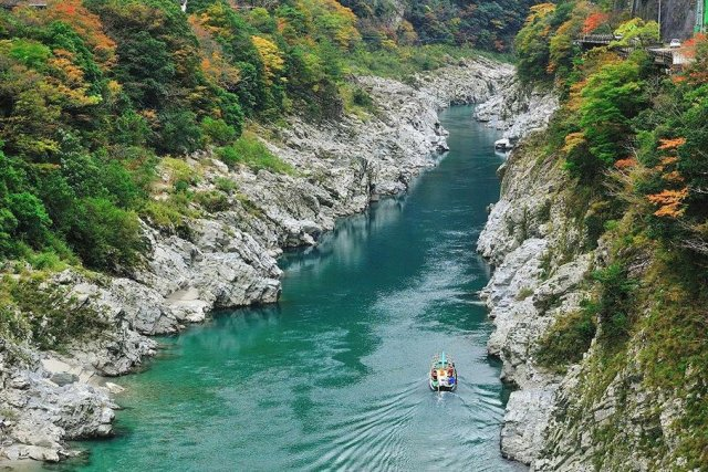 Sightseeing in Oboke Gorge & Iya Valley, Tokushima Prefecture