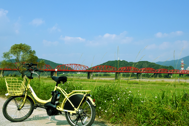 Shimanto River Basin Cycling